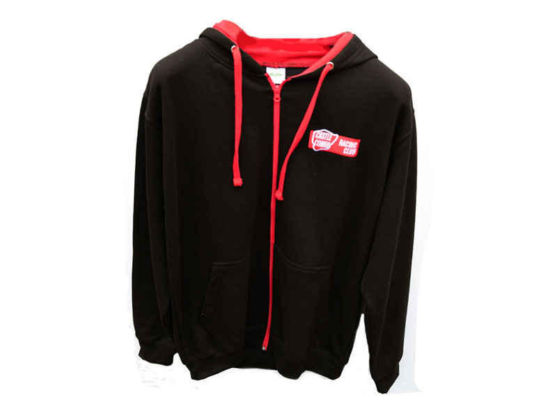 Castle Combe Racing Club Zip Hoodie