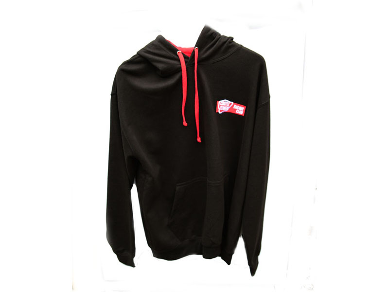 Castle Combe Racing Club Contrast Hood and Drawcord