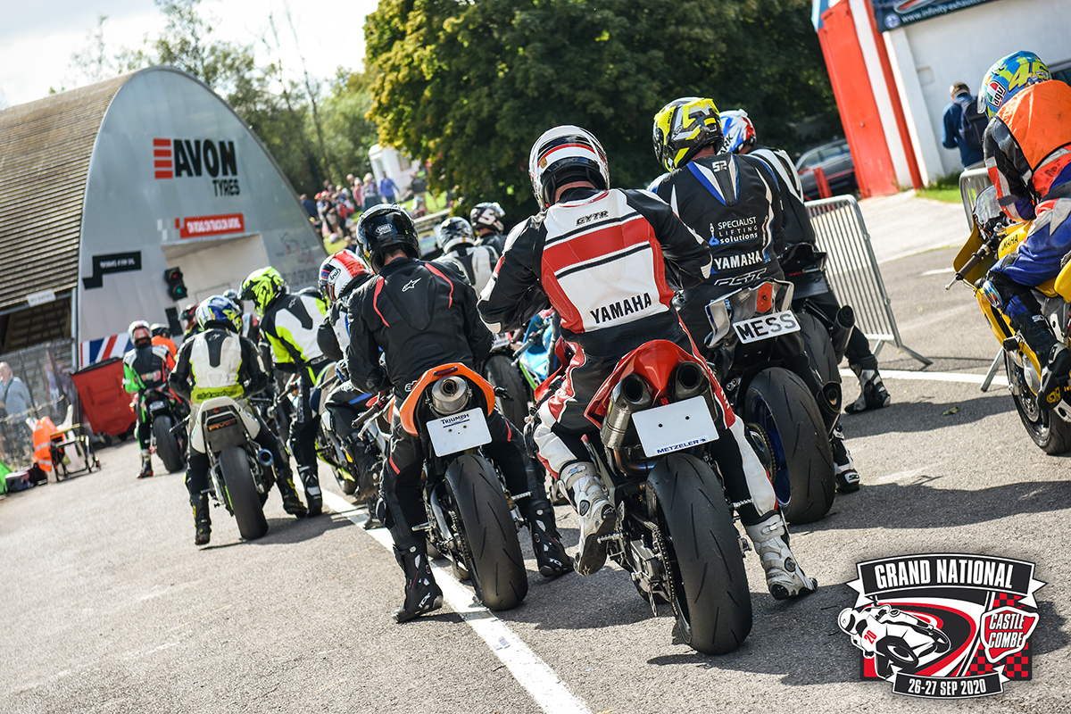 MOTORCYCLE GRAND NATIONAL RACE WEEKEND – DAY VISITOR UPDATE