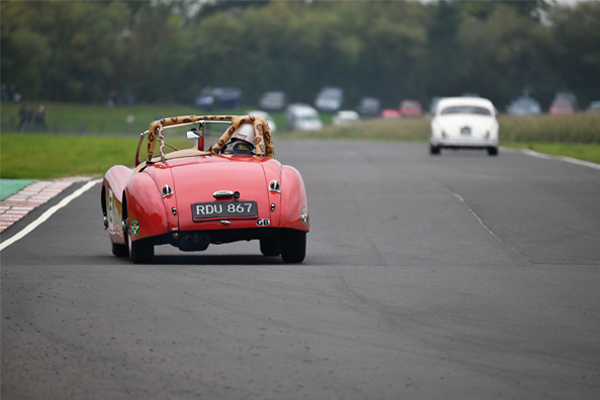 Classic Car Track Day