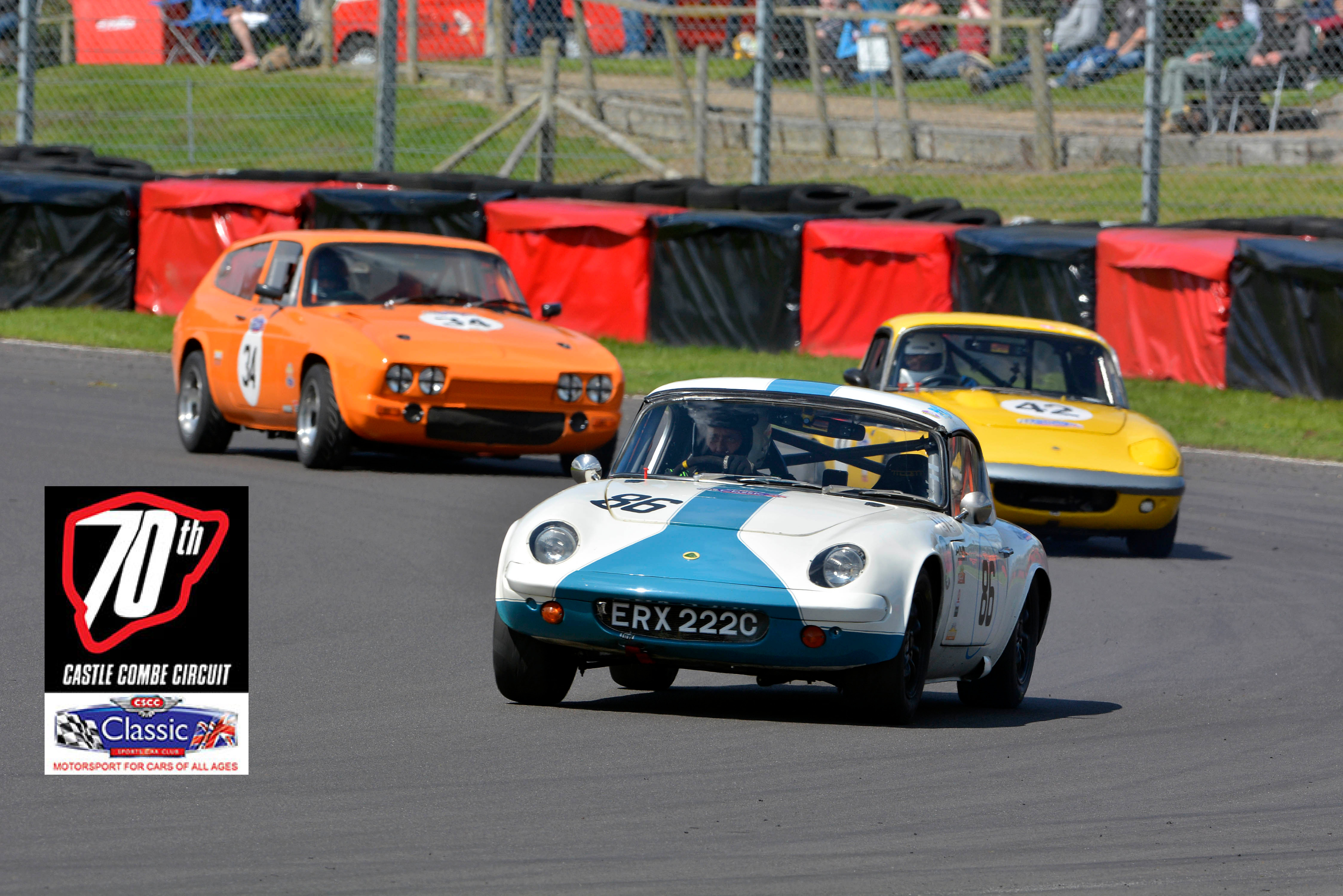 Classic Sports Car Club Race Day