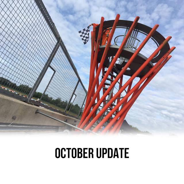 CASTLE COMBE CIRCUIT – OCTOBER UPDATE