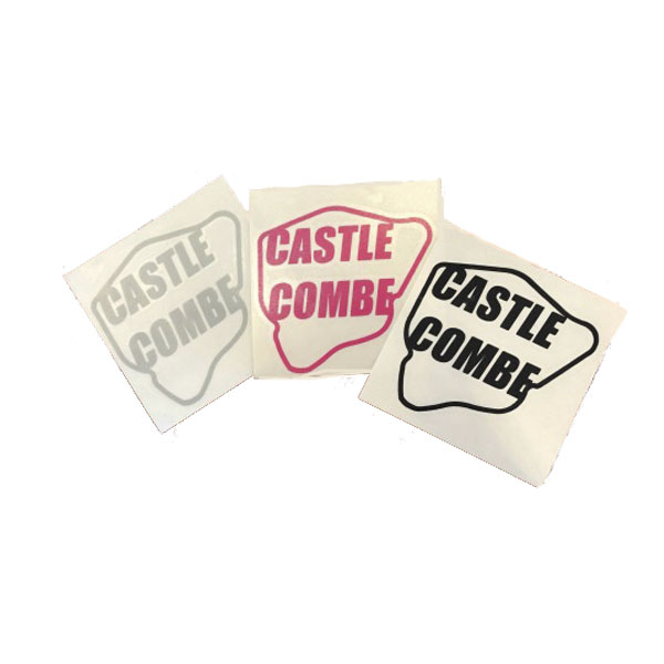 Castle Combe Outline Decals