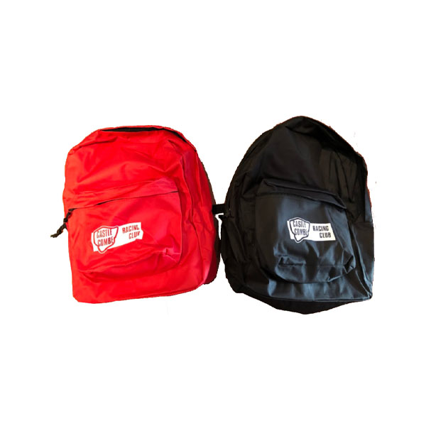 Castle Combe Racing Club Back Pack