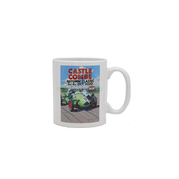 Castle Combe 2020 Autumn Classic Ceramic Mug