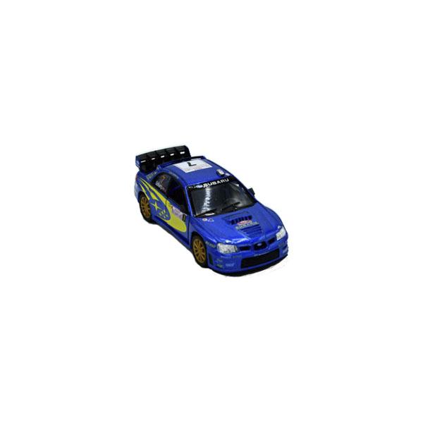 Kinsmart Diecast 2007 WRC Rally Subaru