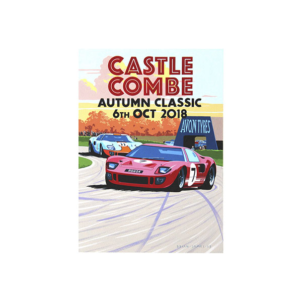 Autumn Classic 2018 Poster (without logos)
