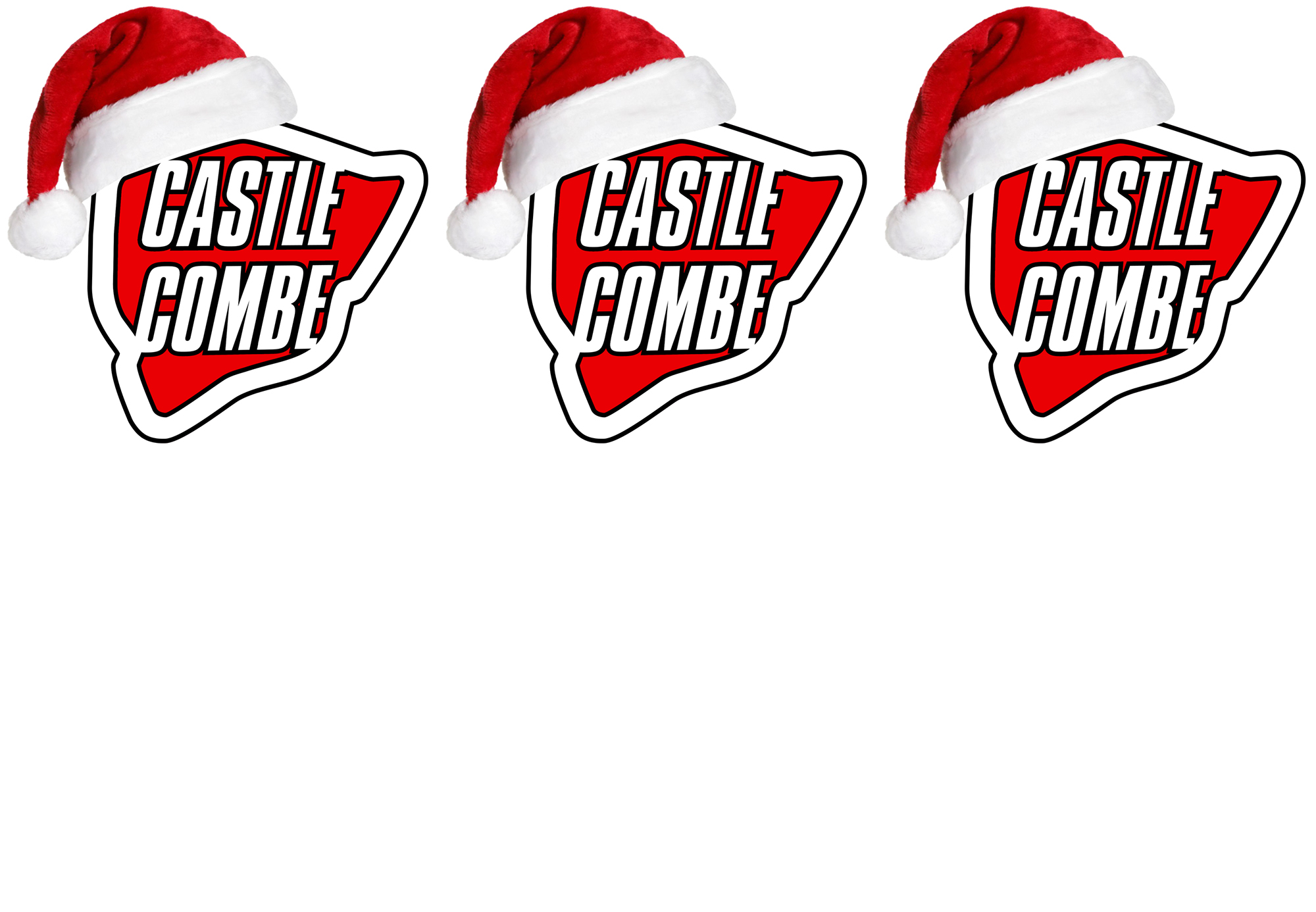 CHRISTMAS HAS LANDED AT CASTLE COMBE CIRCUIT