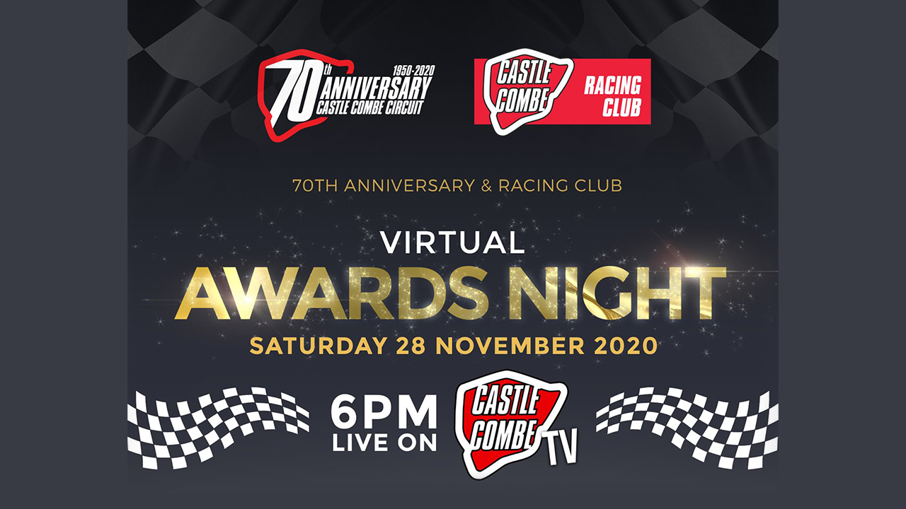 CCRC AWARDS NIGHT GOES DIGITAL – SATURDAY, 28 NOVEMBER