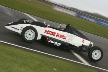 Single Seater Driving Experience