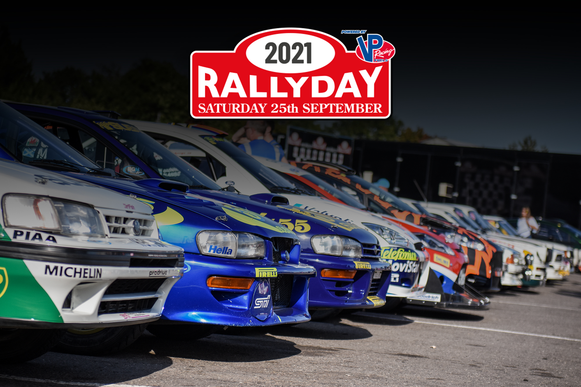 PLENTY TO CELEBRATE AS RALLYDAY RETURNS WITH SEPTEMBER 2021 DATE