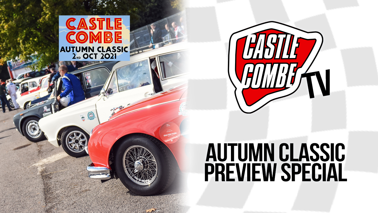2021 AUTUMN CLASSIC ARTWORK TO BE UNVEILED LIVE ON COMBE TV SHOW WITH SPECIAL GUESTS