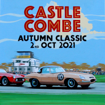 2021 Autumn Classic Poster (A3)