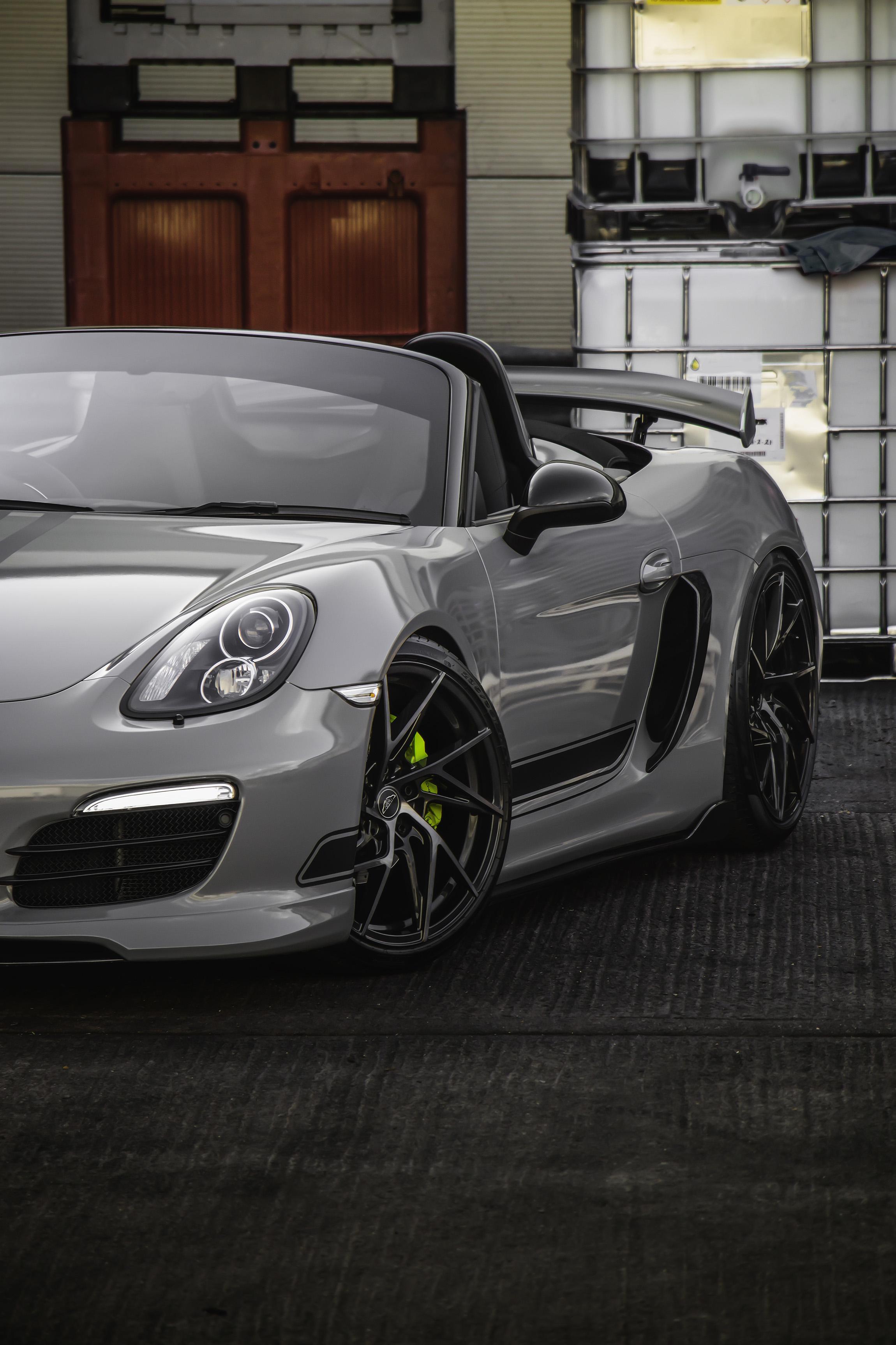 Porsche 981+