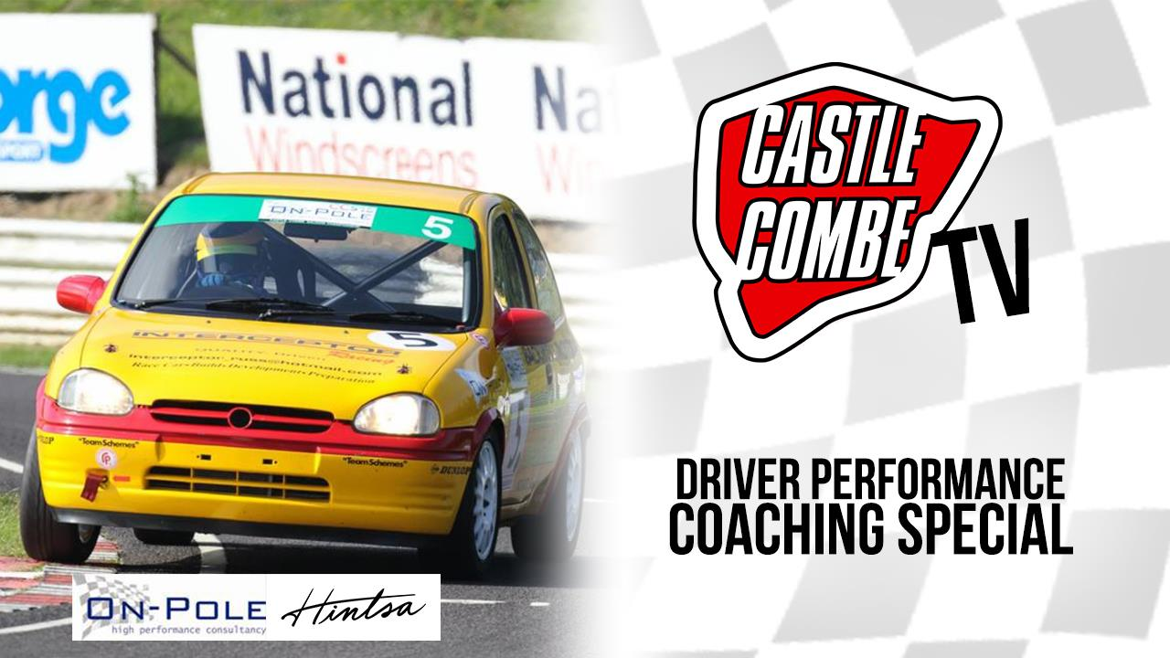 COMBE TV FOCUSES ON DRIVER PERFORMANCE COACHING (WITH SPECIAL GUESTS)