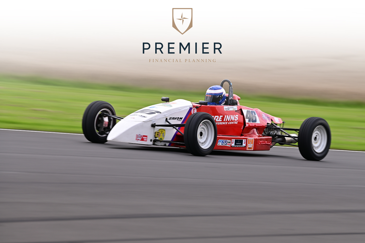 PREMIER FINANCIAL PLANNING TO CONTINUE SPONSORSHIP OF CASTLE COMBE'S FORMULA FORD 1600 SERIES