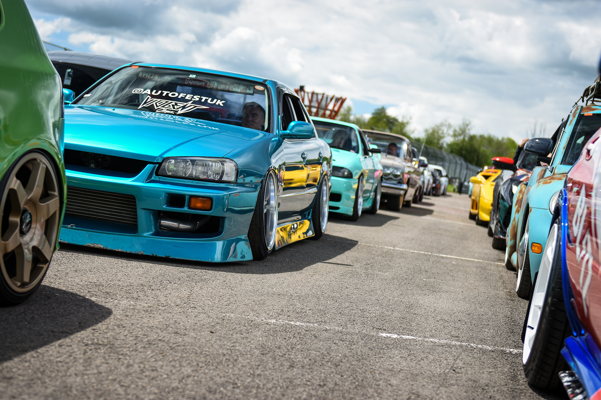 SPRING ACTION DAY SIGNIFIES A WELCOME RETURN FOR CAR SHOWS