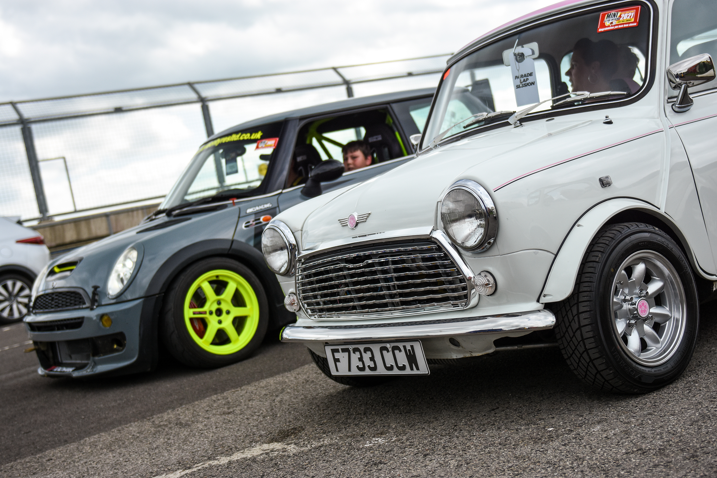 MINI ACTION DAY 2021 – SMALL CARS, BIG ACTION!
