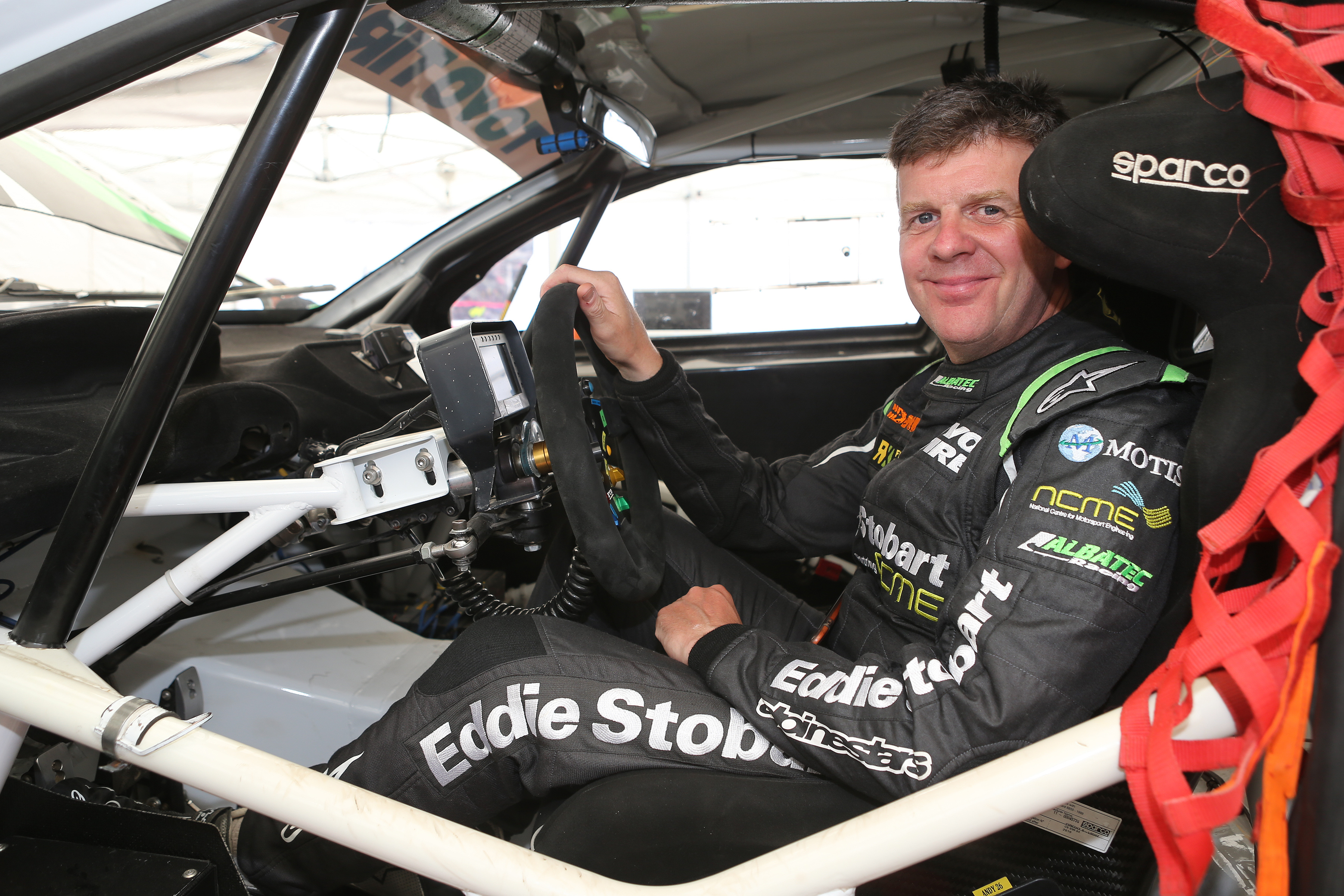The man who does James Bond's driving… he's coming to Rallyday