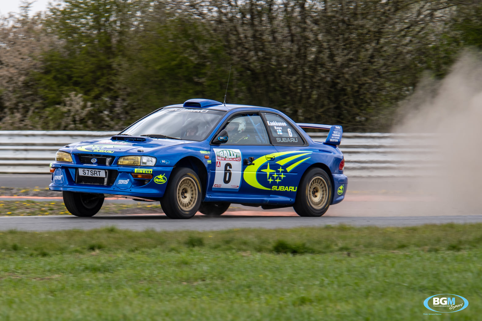 BGMSPORT PROVIDES THE BEST OF THE BEST AT RALLYDAY