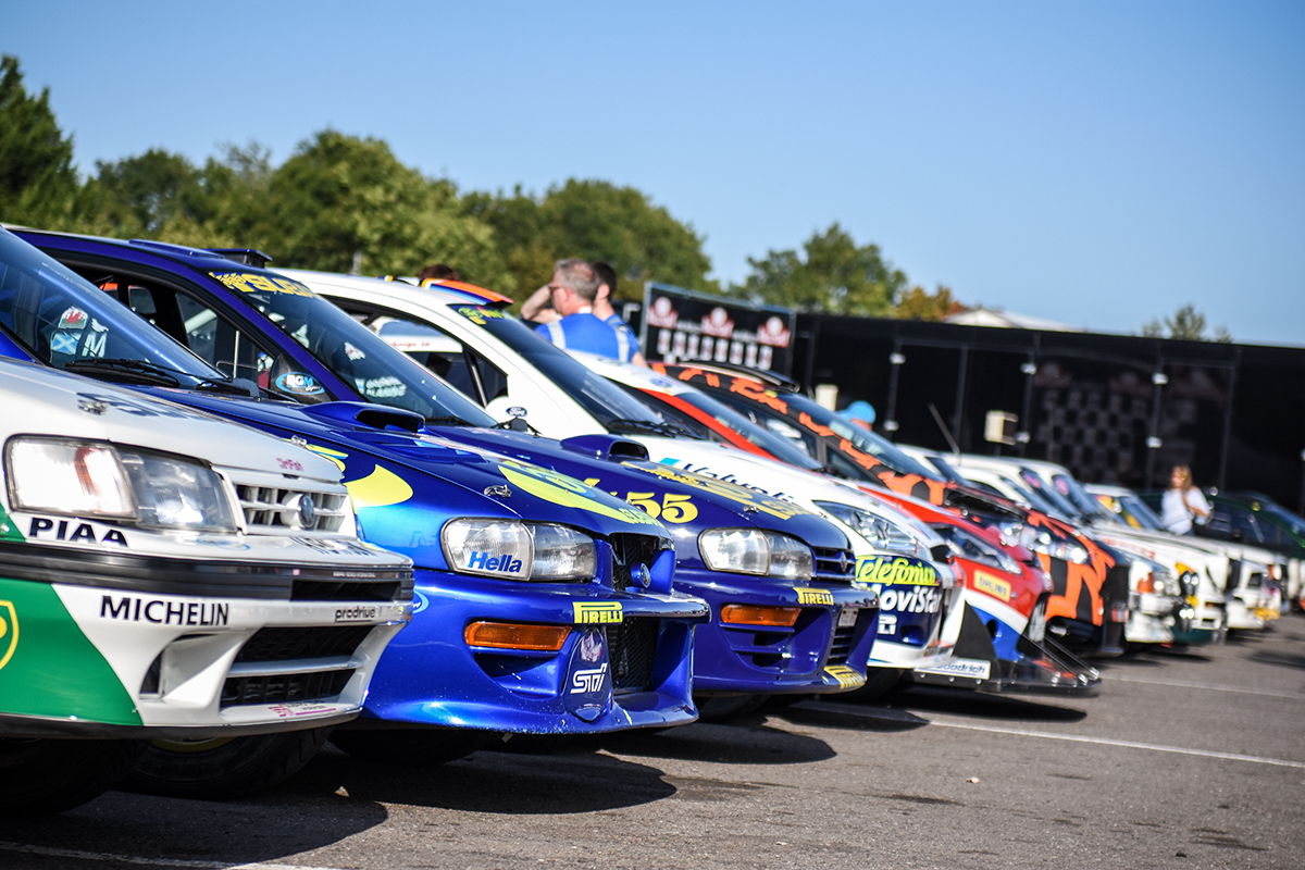 RALLYDAY IS BACK AND SATURDAY'S LOOKING BETTER THAN EVER…