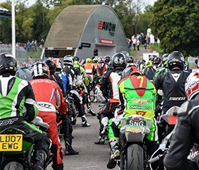 Local Riders Shine Through At Star-Studded Motorcycle Grand National