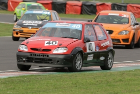 Adrian Slade and Ilsa Cox join Luke Cooper as 2018 Castle Combe Champions