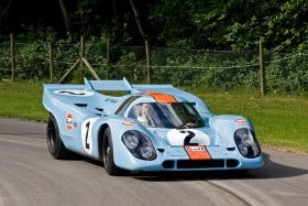 Porsche 917K Race Car Royalty Heads to 2018's Autumn Classic