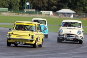Castle Combe Circuit Set to Turn Back Time for Autumn Classic 2018