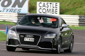Audi Driver International Takes Over Castle Combe Circuit on 13 October