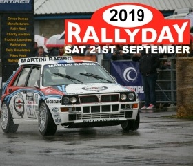 SAVE THE DATE FOR RALLYDAY 2019