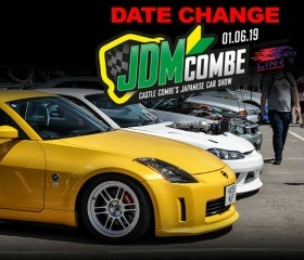 ***JDM COMBE 2019 DATE CHANGE*** NOW SATURDAY 1ST JUNE