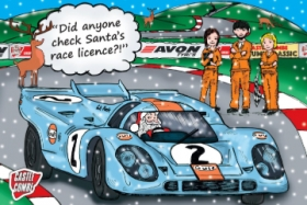 CASTLE COMBE CIRCUIT'S OFFICE HOURS OVER THE FESTIVE PERIOD