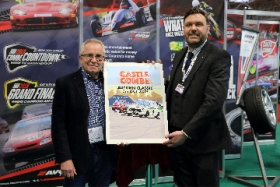 2019 AUTUMN CLASSIC ARTWORK UNVEILED AT AUTOSPORT INTERNATIONAL SHOW