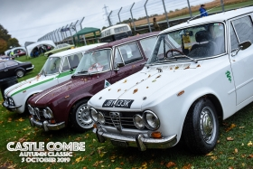 INVITATION TO SPECIALIST CAR CLUBS: 2019 AUTUMN CLASSIC CLUB ENTRIES NOW OPEN