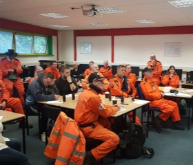 Record Numbers attend Marshal Training Day