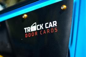TRACK CAR DOOR CARDS SUPPLIES BESPOKE DOOR CARD FOR VOLVO PROJECT CAR