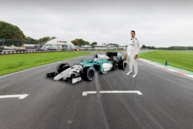'#COMBEXIT': F1 ON THE CARDS AS CASTLE COMBE CIRCUIT MAKES BREAK FOR FREEDOM