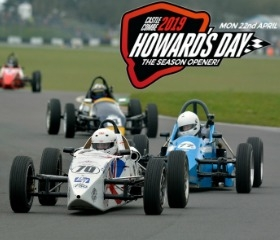 Reigning Champions Luke Cooper, Adrian Slade and Ilsa Cox return for Castle Combe's Howard's Day season opener