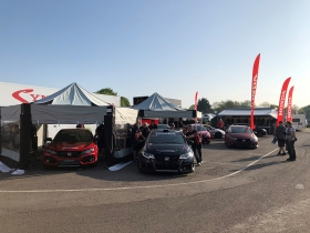 HONDA OF THE UK MANUFACTURING GEARS UP FOR MAY DAY MADNESS AT CASTLE COMBE CIRCUIT