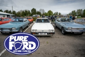 BLUE OVAL TAKEOVER AT CASTLE COMBE CIRCUIT'S PURE FORD 2019