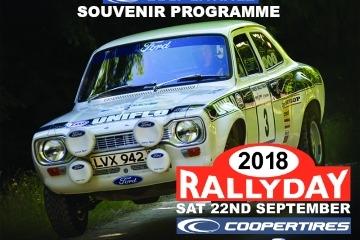 Rallyday Souvenir Programme 2018