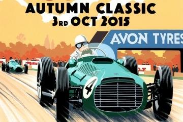 Autumn Classic 2015 Poster