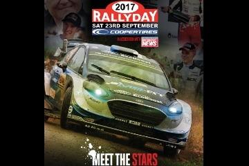 Rallyday Souvenir Programme 2017