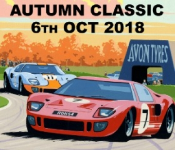 Autumn Classic 2018 Programme