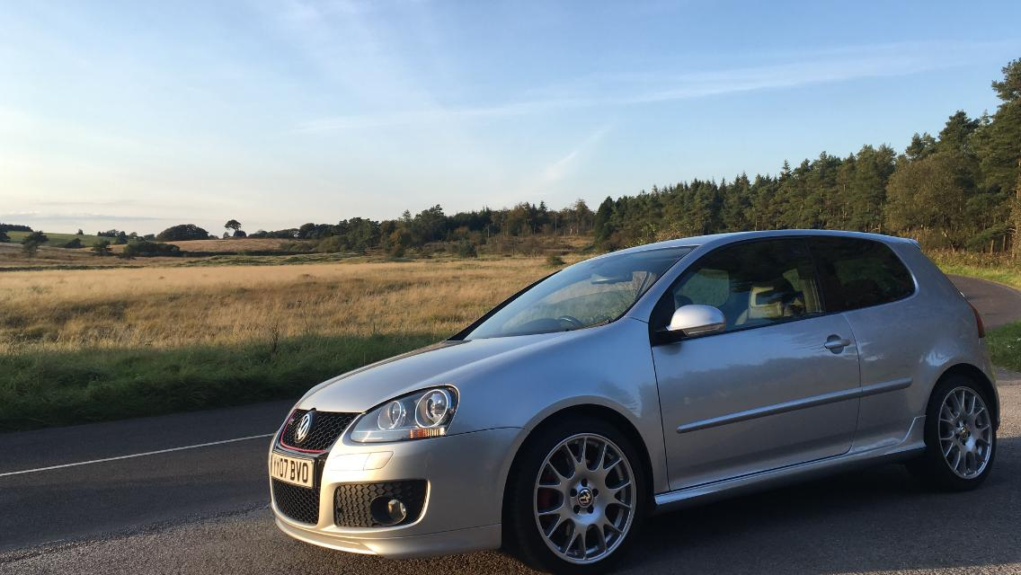 VW Golf Edition 30