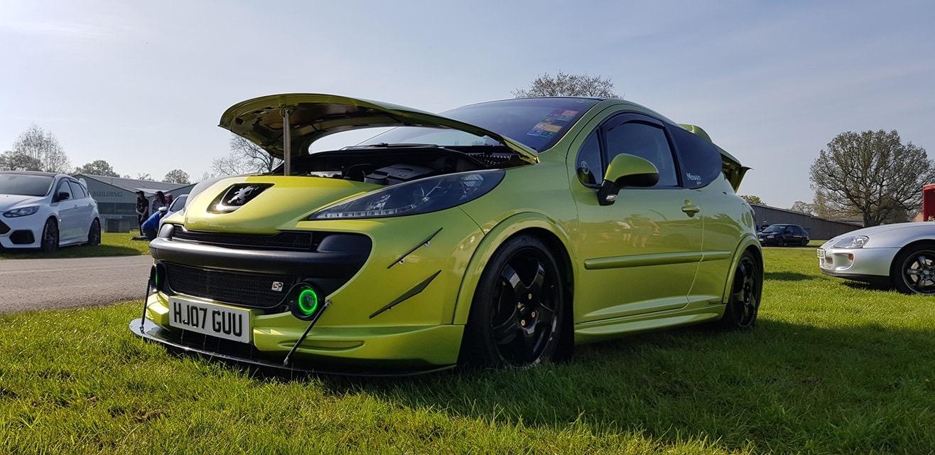 Peugeot 207 GT