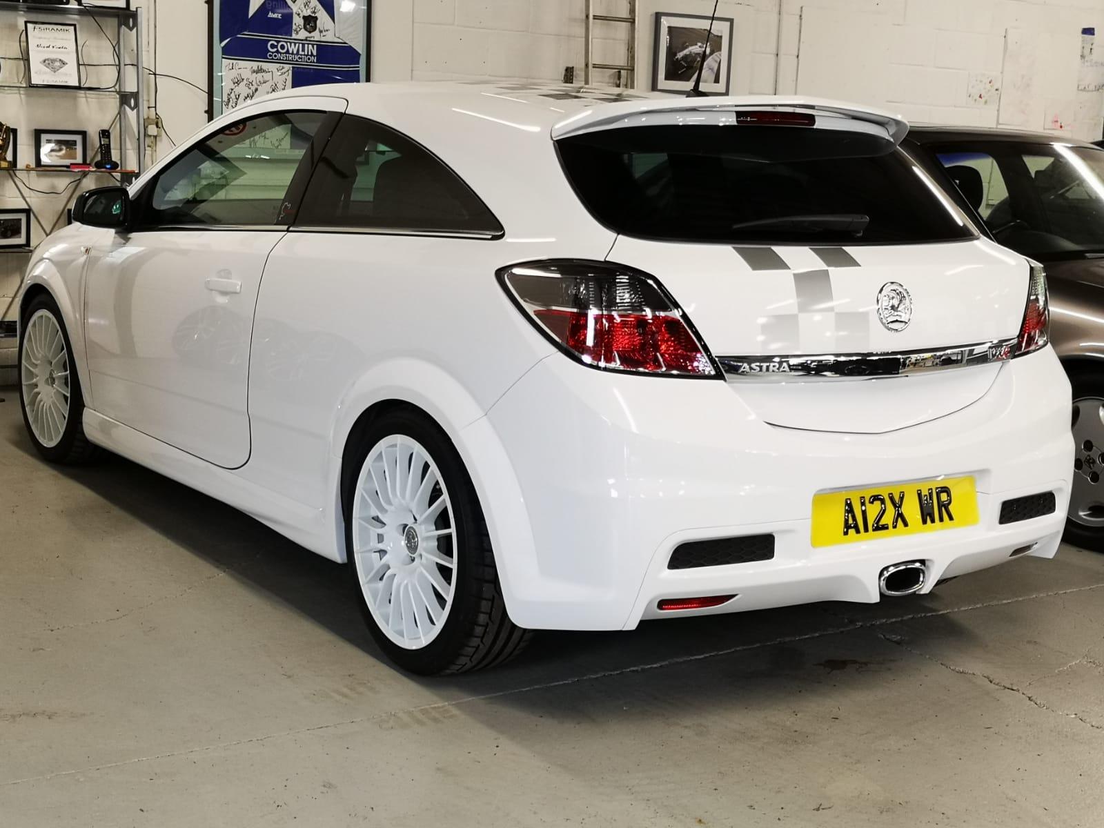 Vauxhall Astra VXR Nurburgring Edition