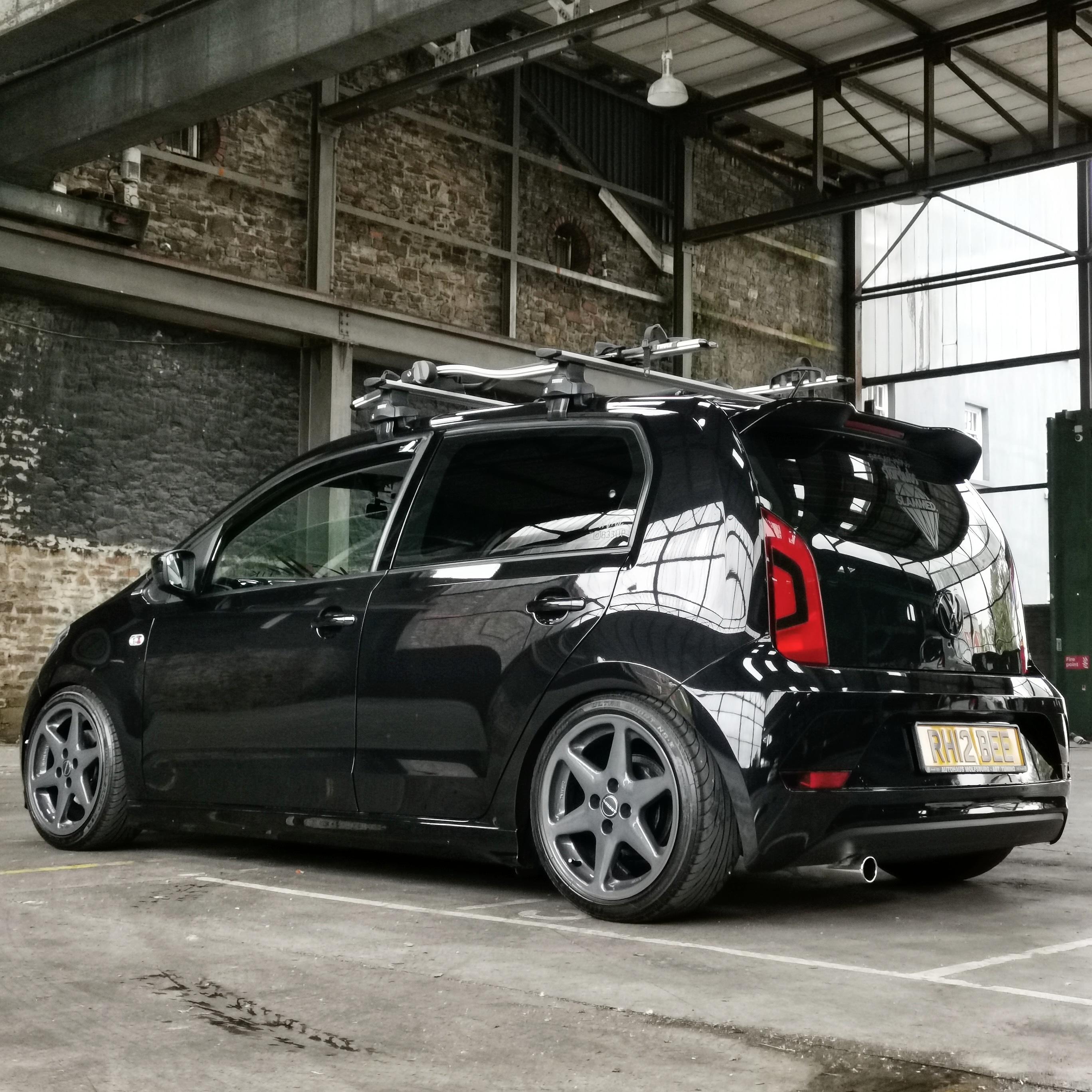 Mk1 Volkswagen Up!
