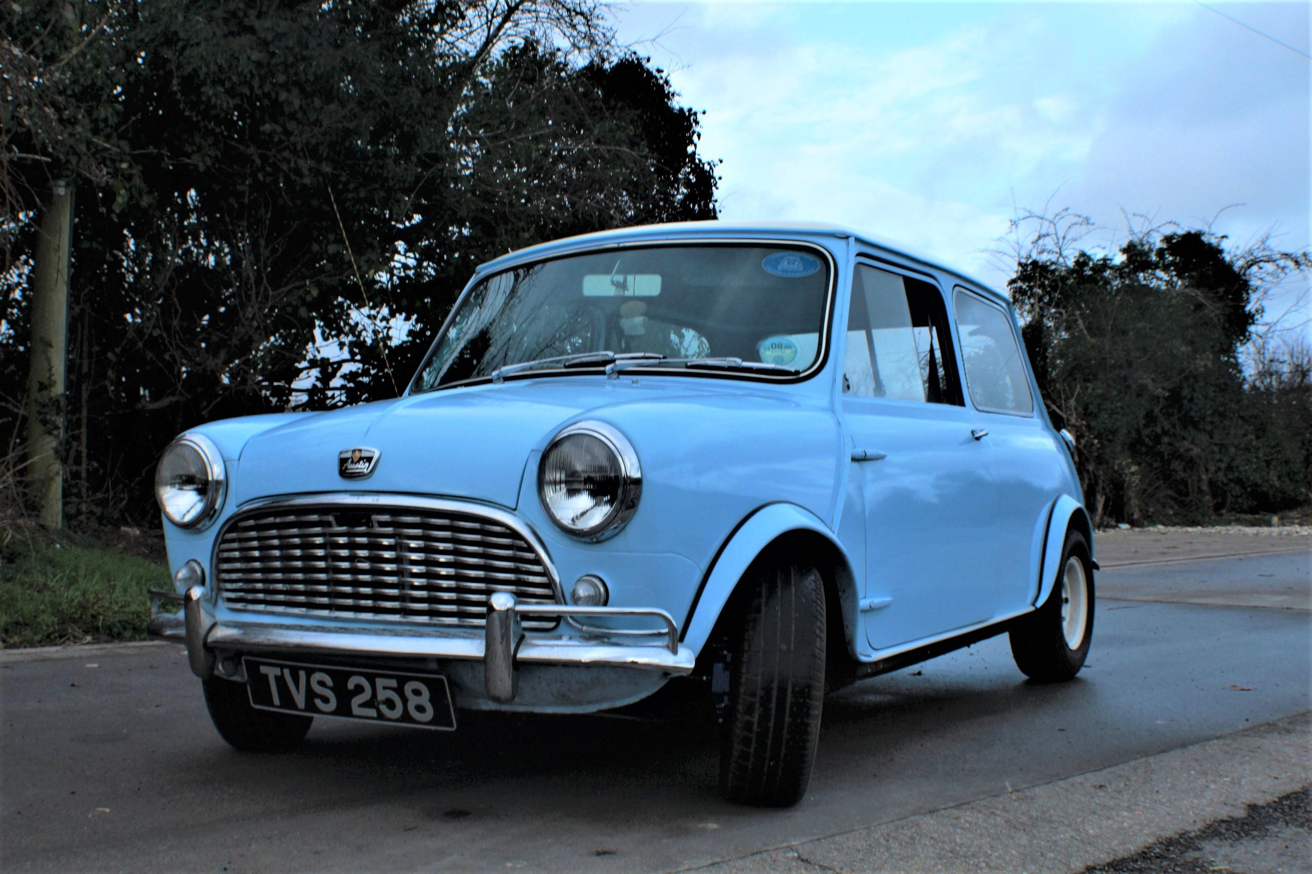 1961 Austin seven